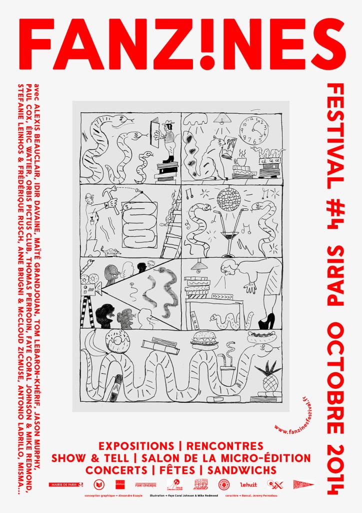 FANZINES-festival—affiche2014